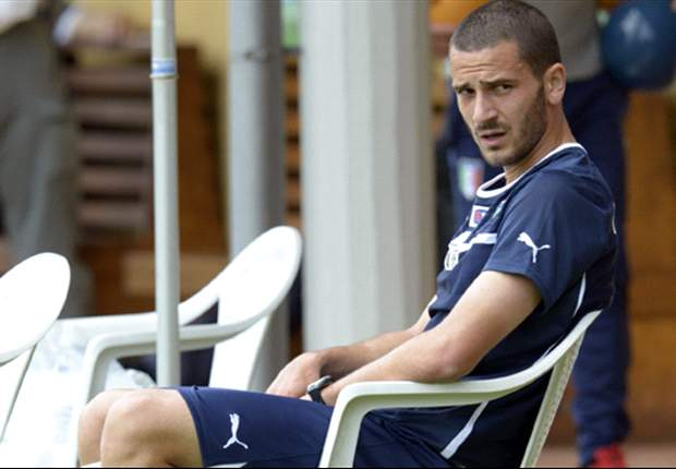 Bonucci implicated in Scommessopoli investigation - report