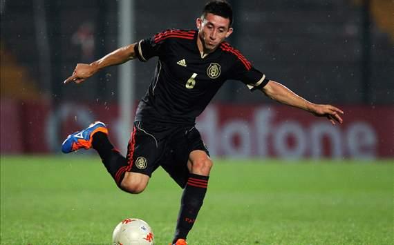 Hector Herrera, Mexico U23