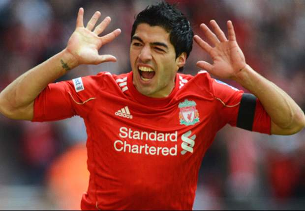 Luis Suarez supports Rodgers appointment at Liverpool
