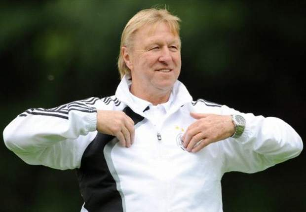 Horst Hrubesch proud of Germany Under-21 graduates