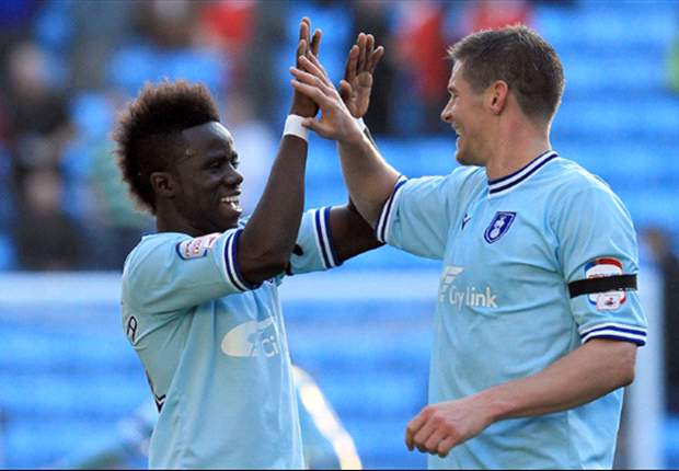 Newcastle United sign Bigirimana from Coventry City