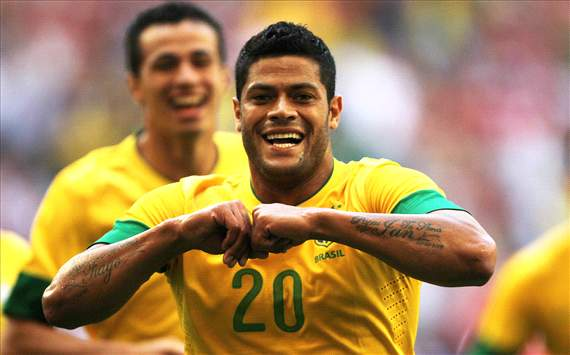 Hulk, Thiago Silva &amp; Neymar named in Brazil squad for Olympics 