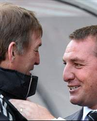 Brendan Rodgers,Kenny Dalglish