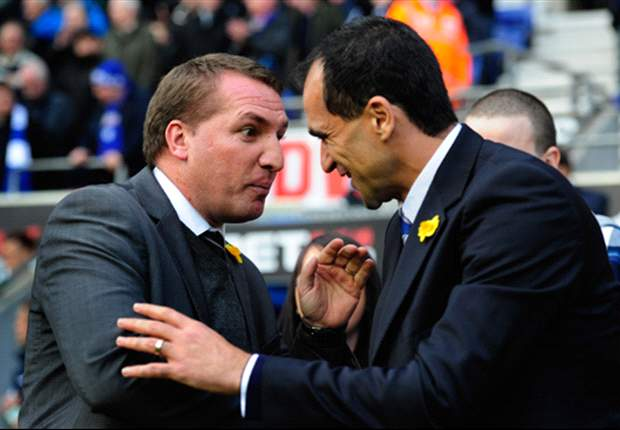 Poll of the Day: Rodgers or Martinez - who would have been a better Liverpool manager?