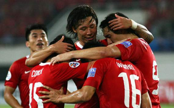 Drawing Perempat-Final Liga Champions Asia: Guangzhou Evergrande Tantang Al Ittihad 
