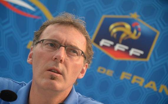 Blanc admits France feud after Sweden defeat