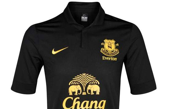 Everton : Home Jersey