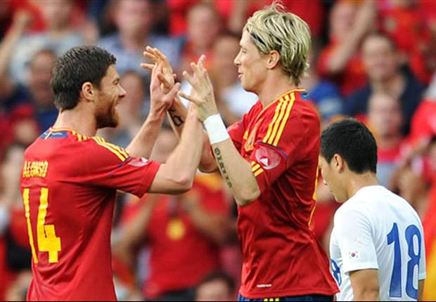 Premier League coaches tip Spain to win Euro 2012