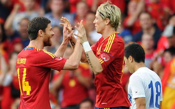 Torres keen to add Euro 2012 triumph to Champions League and FA Cup winners' medals