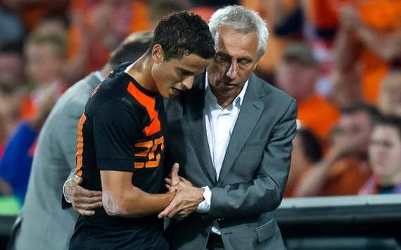 Wesley Sneijder Bela Bert Van Marwijk