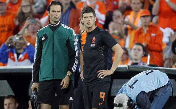 Huntelaar set for Netherlands start