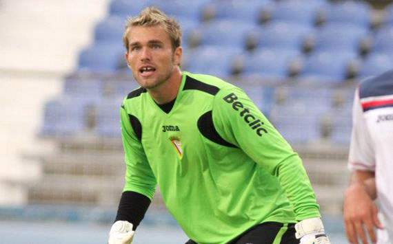 EXCLUSIVE: Australian-American goalkeeper Caleb Patterson-Sewell ready for challenge at new club Vitoria Setubal