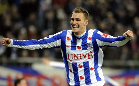 Official: Dost leaves Heerenveen for Wolfsburg
