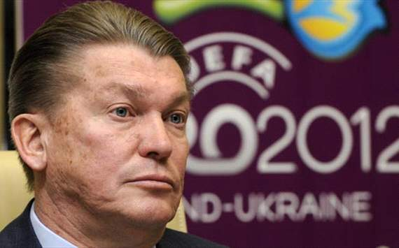Blokhin admits France adapted to the weather conditions better