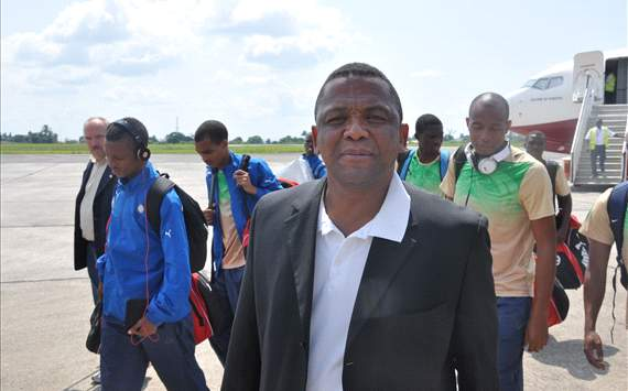 Namibia coach Kaanjuka: Brave Warriors will play on Nigeria's psychological frailty