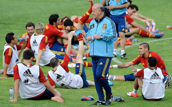 Betting Special: Where will Spain's goals come from in Euro 2012?