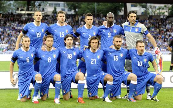 Euro 2012 Tactical Analysis: What is Italy's gameplan for glory?