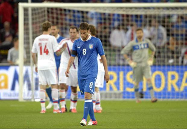 Balzaretti's solidity, Maggio's fragility & the lessons Italy learned from friendly defeat by Russia