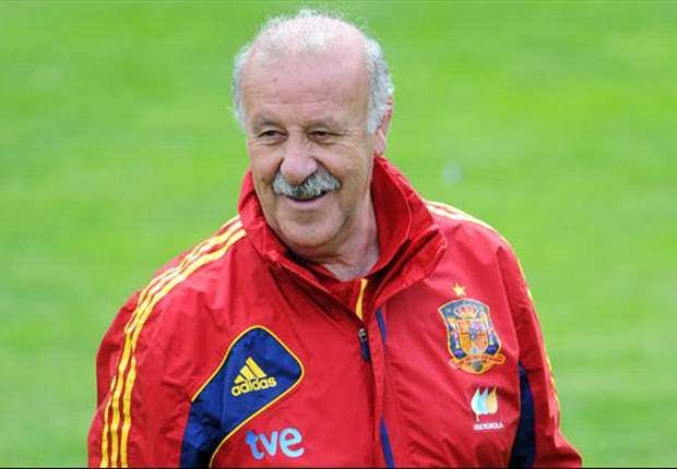 Del Bosque critical of 'sluggish' Spain
