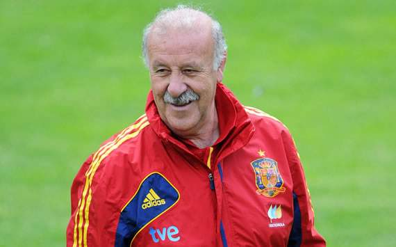 I hope Iniesta wins the Ballon d'Or, says Del Bosque
