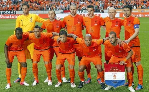 رد: خاص | القوائم الرسمية لجميع منتخبات يورو 2012