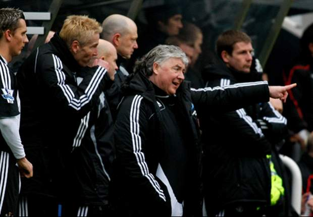 Former Newcastle manager Joe Kinnear keen to return to football