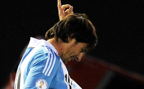 Lionel Messi confirma su paternidad ante Ecuador