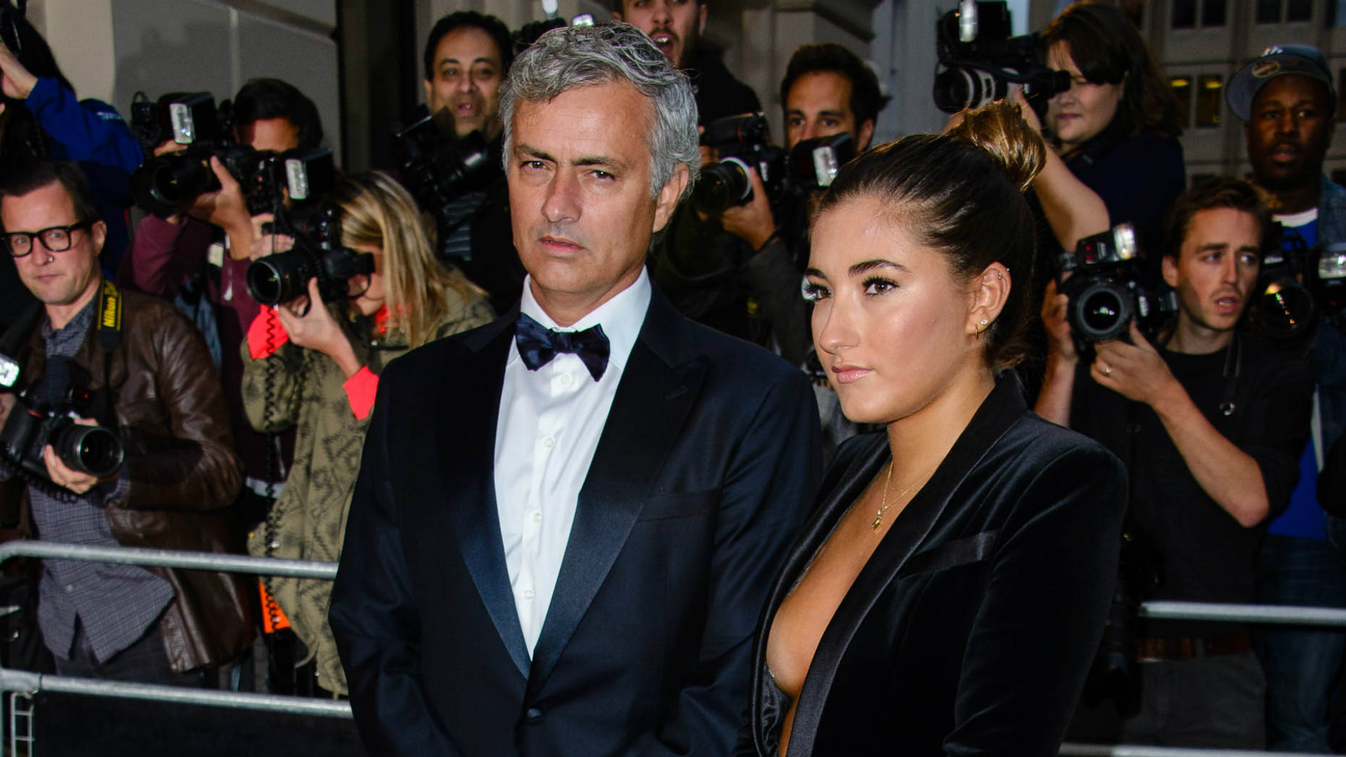 Nigerian Magazine: Checkout Pictures Of Jose Mourinho's ...