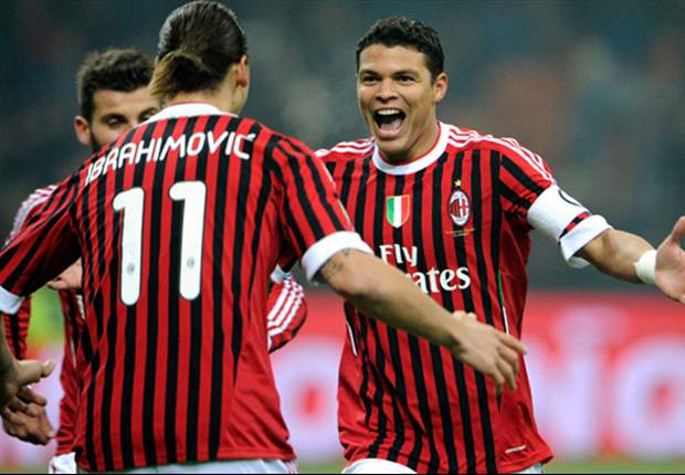 Thiago Silva: I never thought about leaving AC Milan for Paris Saint-Germain