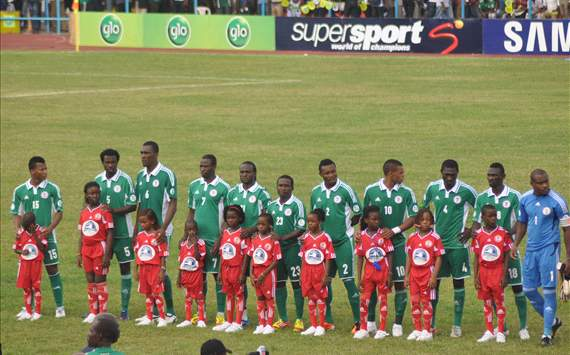 Nigeria team 