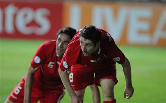 محمدرضا خلعتبری تیم ملی ایران