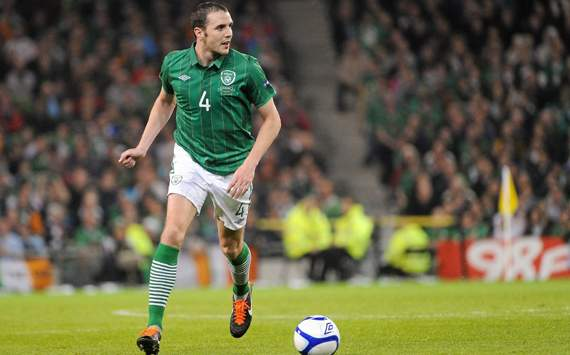 John O'Shea: Ireland will need a bit of luck to beat Spain