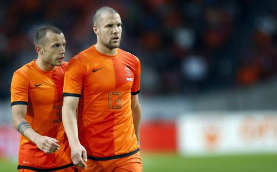 Vlaar: Netherlands players have to take a good look at themselves