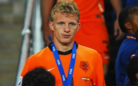 Kuyt: Netherlands must beat Denmark in Euro 2012 opener