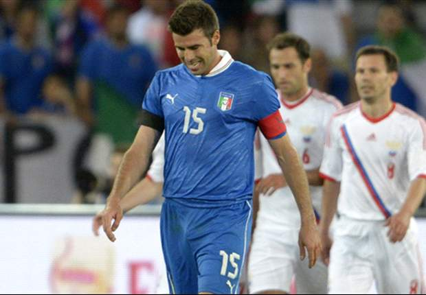 Barzagli: We need a team effort & complete focus to stop Rooney