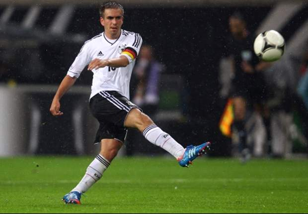 Lahm: Germany marched through Group B