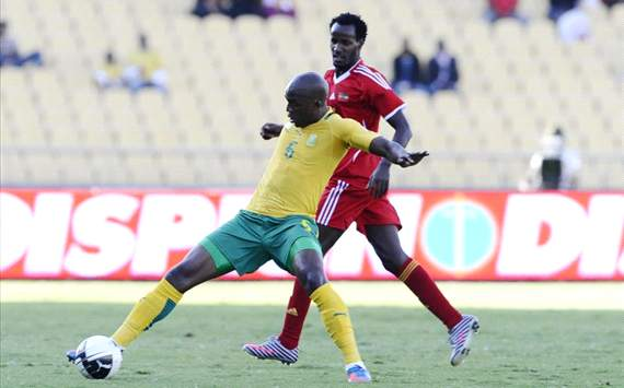 South Africa's Gould: Gabon will be an uphill battle