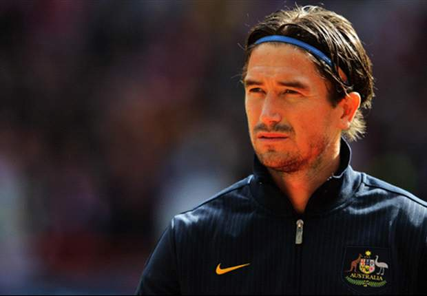 Harry Kewell named Australia's best ever footballer at gala awards