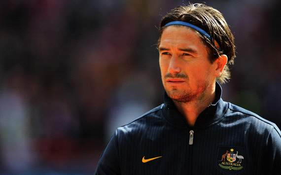 Kewell quits Melbourne Victory, will stay in UK