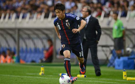Kagawa: Agreement with Manchester United is done