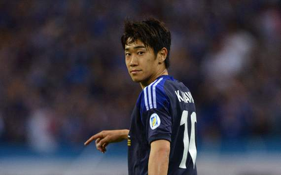 Resmi: United Dapatkan Kagawa
