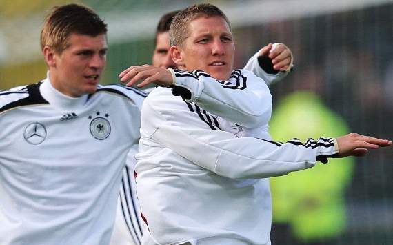 I feel fine and will hit top form, says Schweinsteiger