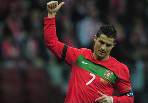 Cristiano Ronaldo: I will take the penalties against Germany