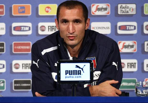 Chiellini: We believe we can beat Spain