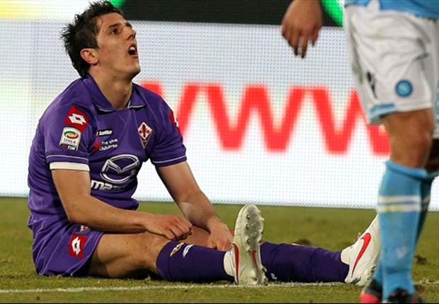 Juventus &amp; Chelsea target Jovetic frustrated by Fiorentina stripping him of captaincy - report
