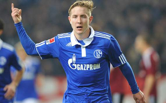 Lewis Holtby - Schalke 04