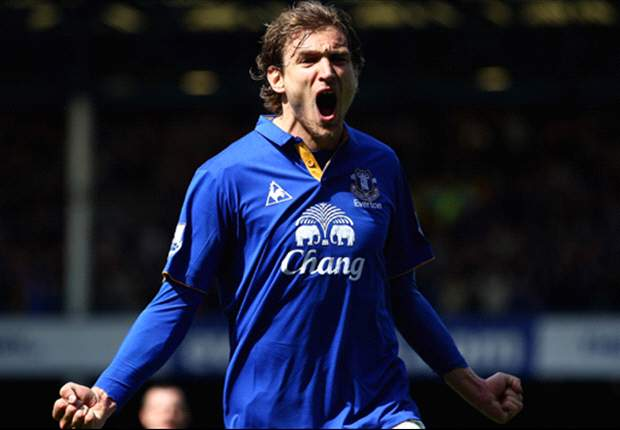 Jagielka backs Jelavic to refind scoring touch for Everton