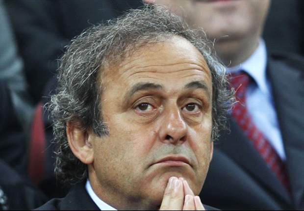 Platini against Manchester City & PSG spending sprees