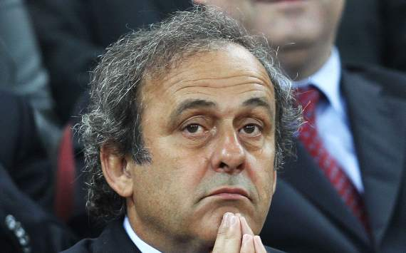 Michel Platini (Uefa president)