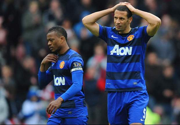Rio Ferdinand accepts his England career is over